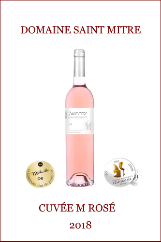 Rosewein_Cuvee_M_Domaine_Saint_Mitre_Provence